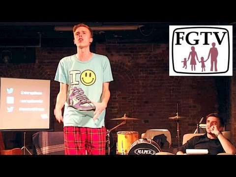 Harry Baker – The Scientist and the Bumblebee (FGTVLive 1.13) - YouTube thumbnail