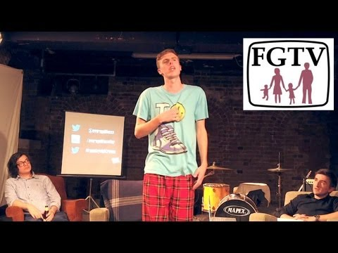Harry Baker – The Sunshine Kid (FGTVLive 1.10) - YouTube thumbnail