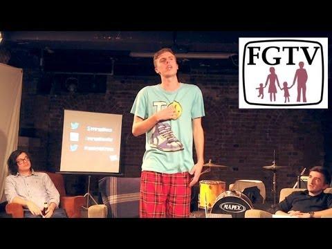 Harry Baker – The Sunshine Kid (FGTVLive 1.10) - YouTube thumbnail