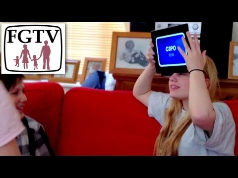 Heads Up! iPad App as seen on Ellen TV Chat Show - YouTube thumbnail
