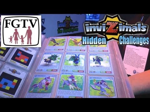 Invizimals All The Hidden Challenges Cards – Complete 460 Collection Set iOS/Android/Vita