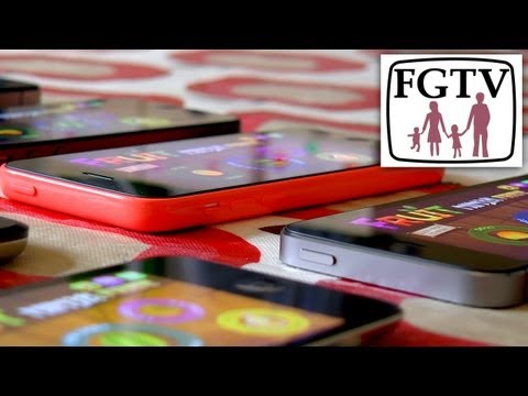 iPhone 5s Real Time Battery Test Vs iPhone 5, iPhone 4s, iPhone 3g, iPad, iPod Touch - YouTube thumbnail
