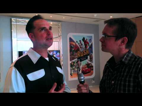 Kinect Rush Pixar Preview and Interview (FGTV 1.27)