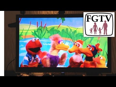 Kinect Sesame Street Season 2 Developer Tour - YouTube thumbnail