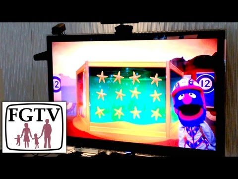 Kinect Sesame Street Season 2 Hands-On - YouTube thumbnail
