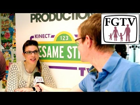 Kinect Sesame Street TV Season 2 Developer Interview - YouTube thumbnail