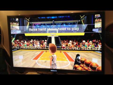 "Kinect Sports 2 ""Right to Play"" Basketball DLC Hands On (FGTV 1.34) - YouTube thumbnail"