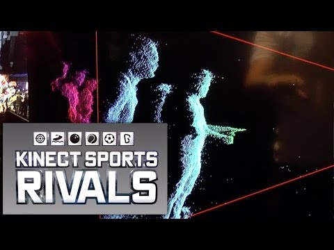 Kinect Sports Rivals Hands On Interview – Adam Park, Producer at Rare