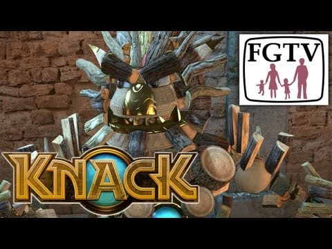 Knack Hands-On Preview - YouTube thumbnail