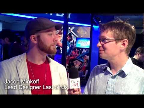 Last of Us Preview Interview with Jakob Minkoff - YouTube thumbnail