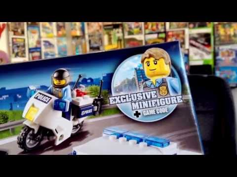 Lego City Undercover Wii U Review (Part 2 of 2), Hands-On with Family - YouTube thumbnail