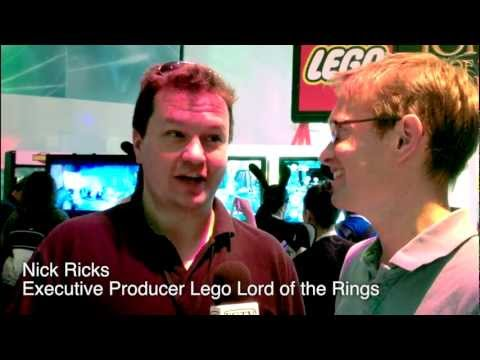 Lego Lord of the Rings Gameplay and Interview with Nick Ricks - YouTube thumbnail