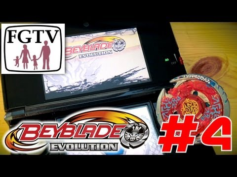 Let's Play Beyblade Evolution 3DS with the family Day 4 (Turn 10) - YouTube thumbnail