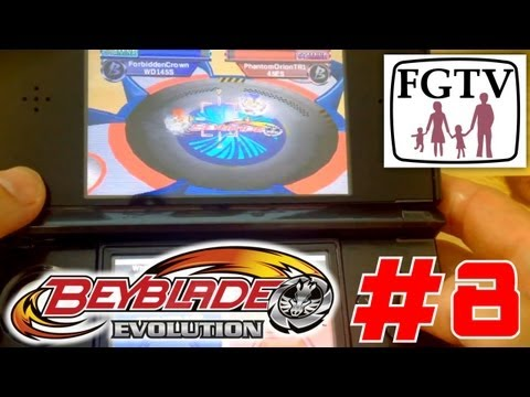 Let's Play Beyblade Evolution 3DS with the family Day 8 (Turn 50) – Championship - YouTube thumbnail