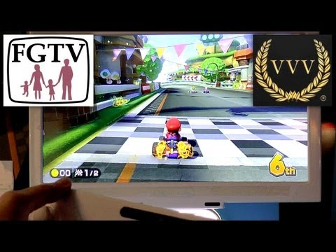 Mario Kart 8 with Professional F1 Motorsport Commentry from Alan Boiston - YouTube thumbnail