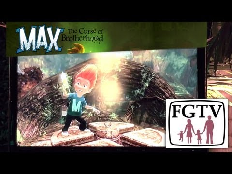 Max and The Curse of Brotherhood 360 – Gameplay and Interview - YouTube thumbnail