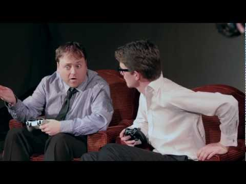 Meet Bob and Fred the Scripted Gamers (FGTVLive 1.1)