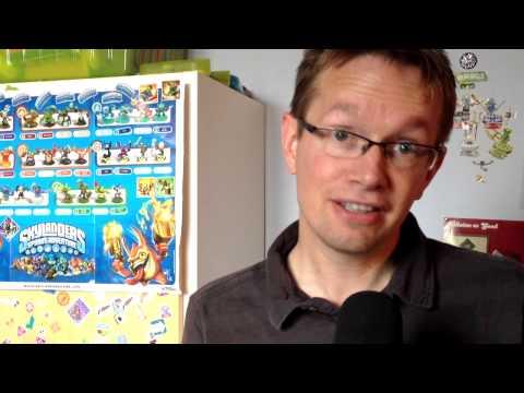 New Skylanders Giants – Hot Head, Swarm, Fright Rider, Flashwing, Chill and Sprocket (FGTV 2.12) - YouTube thumbnail