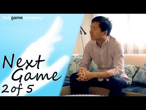 Next ThatGameCompany Game – Interview with Jenova Chen (2 of 5) - YouTube thumbnail