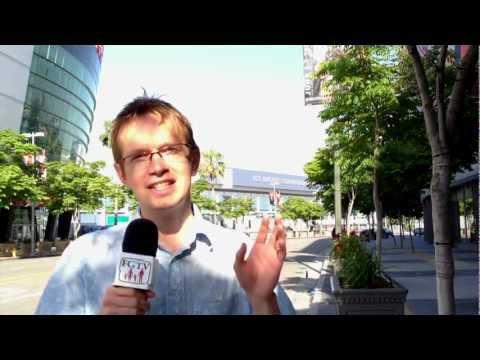 Nintendo E3 Wii U, Miiverse, NintendoLand and Zombie U - YouTube thumbnail
