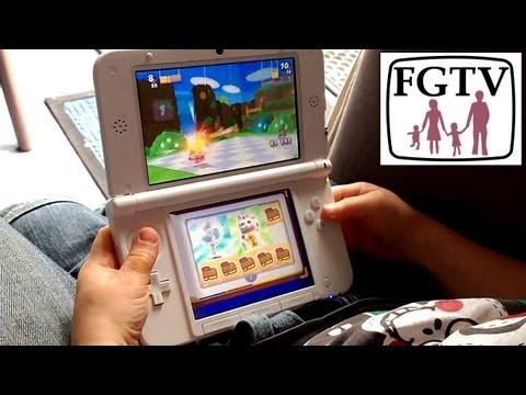 Paper Mario Sticker Stars Kid's Review (FGTV 2.64) - YouTube thumbnail