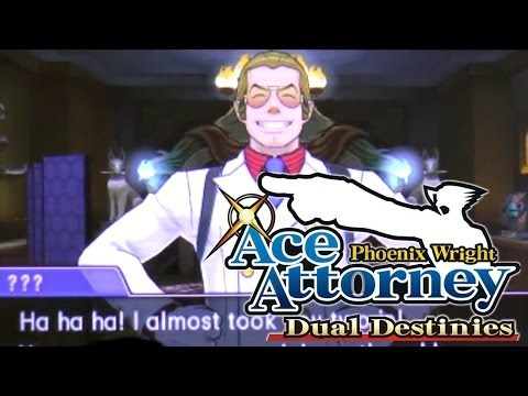 Phoenix Wright Ace Attorney Dual Destinies Family Review - YouTube thumbnail