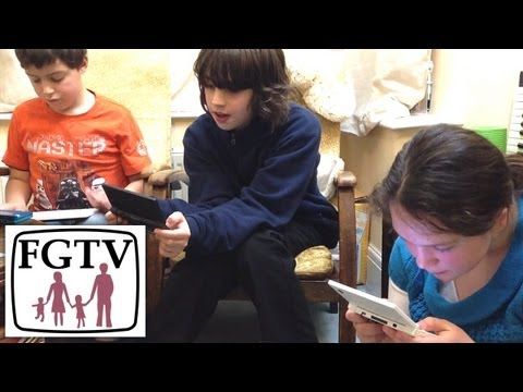 Pokemon: Obsession or Entertainment? We Ask the Sharp Family (FGTV 2.71)