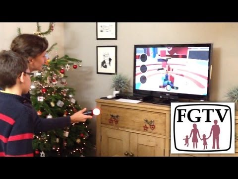 PS3 Move with Wonderbook and Tumble (FGTV 2.68) - YouTube thumbnail