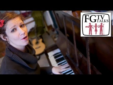 Rebecca Mayes reviews Call of Duty with her song Fight - YouTube thumbnail