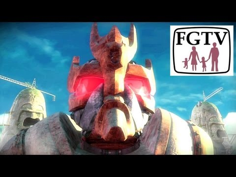 Skylander Giants Game and Features Trailer - YouTube thumbnail