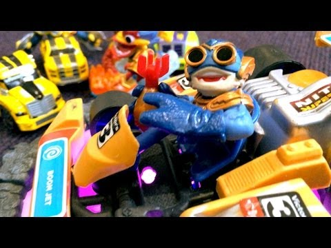 Skylanders 4 – New York Toy Fair Confirmed - YouTube thumbnail