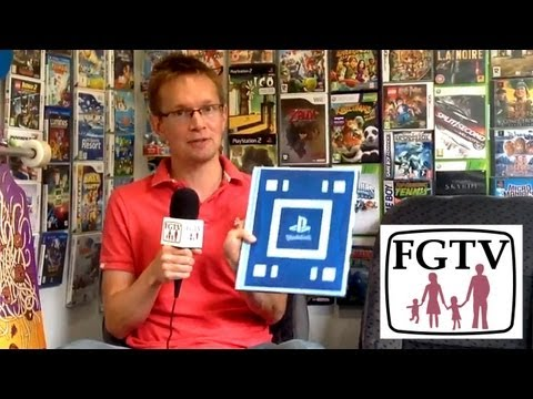 Skylanders Giants and Wonderbook, Augmented Reality Video Games (FGTV 2.25) - YouTube thumbnail