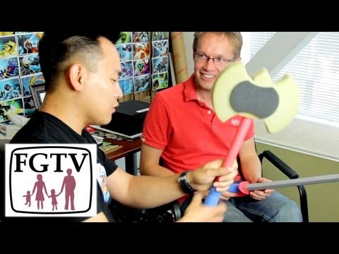 Skylanders Giants Art Director Interview (FGTV 2.46) - YouTube thumbnail