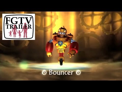 Skylanders Giants Bouncer HD Trailer - YouTube thumbnail