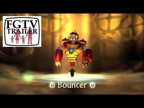 Skylanders Giants Bouncer HD Trailer - YouTube thumbnail