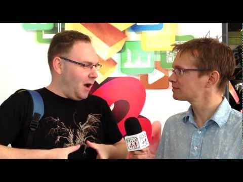 Skylanders Giants Chat with Robert Welkner of Coin-Op TV - YouTube thumbnail
