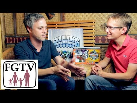 Skylanders Giants Executive Producer Jeff Poffenbarger Interview (FGTV 2.47) - YouTube thumbnail