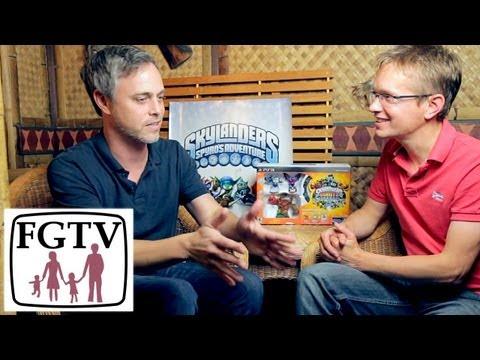 Skylanders Giants Executive Producer Jeff Poffenbarger Interview (FGTV 2.47) - YouTube thumbnail