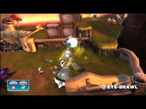 Skylanders Giants Eye Brawl HD Trailer - YouTube thumbnail