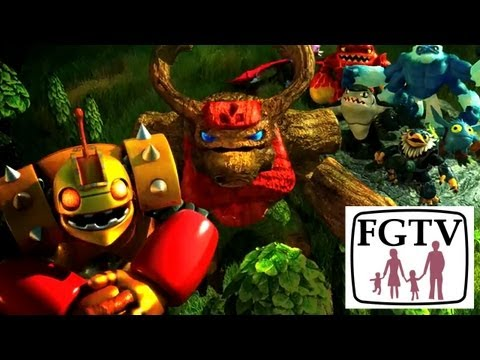Skylanders Giants HD Trailer Tall Tales - YouTube thumbnail