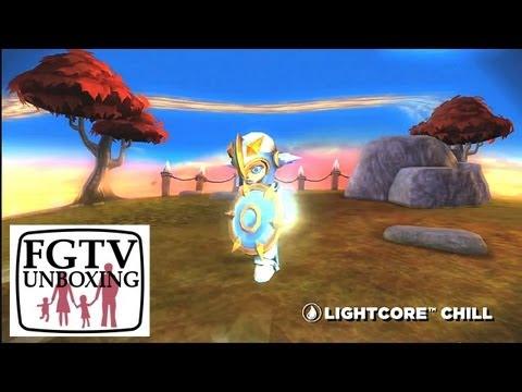 Skylanders Giants Lightcore Chill HD Trailer - YouTube thumbnail