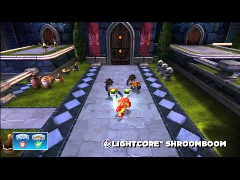 Skylanders Giants Lightcore Shroomboom HD Trailer - YouTube thumbnail