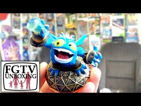 Skylanders Giants Pop Fizz Unboxing (FGTV 2.27) - YouTube thumbnail