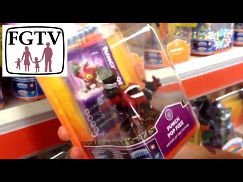 Skylanders Giants Punch Pop Fizz Mis-Priced at just £5.99 in Sainsburys, £5 Asda - YouTube thumbnail