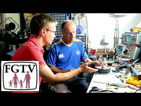 Skylanders Giants Technology with Robert Leyland Senior Engineer (FGTV 2.43) - YouTube thumbnail