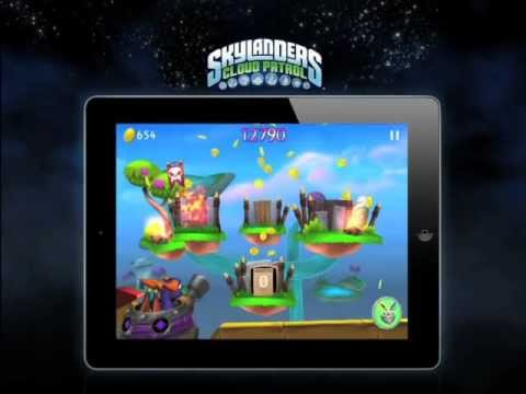Skylanders Mobile Battlegrounds Launch Trailer HD - YouTube thumbnail