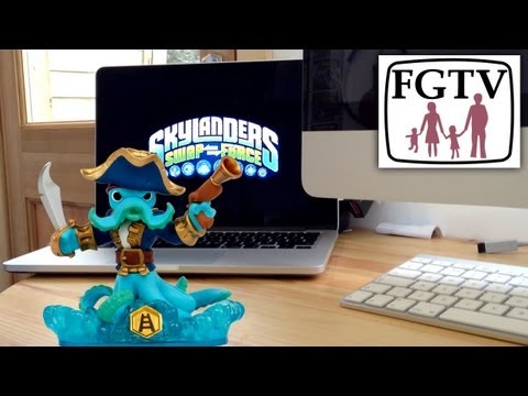 Skylanders Swap Force – CEO Announces 56 New Skylanders, New Portal - YouTube thumbnail