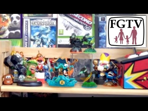 Skylanders Swap Force E3 Toy Figure, Gameplay & Hands-On Expectations - YouTube thumbnail