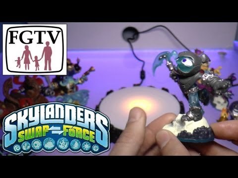 Skylanders Swap Force Grim Creeper – Hands-On Gameplay (10 of 10) - YouTube thumbnail