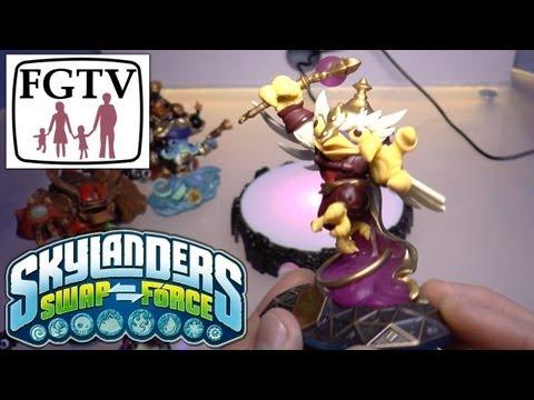 Skylanders Swap Force Hoot Loop – Hands-On Gameplay (9 of 10) - YouTube thumbnail